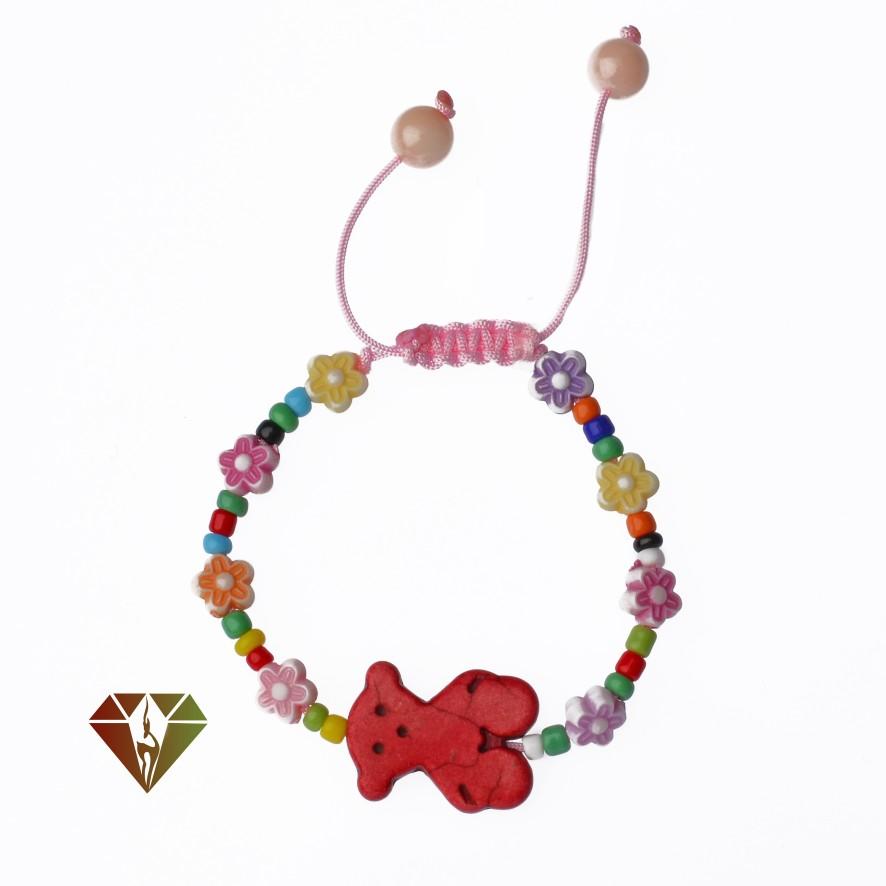 دستبند مرجان بچگانه