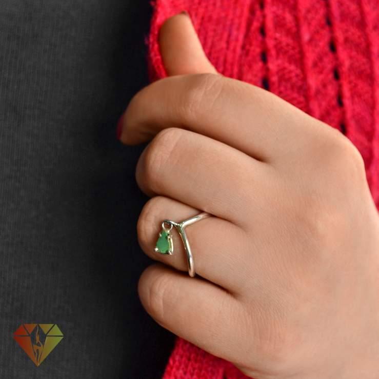 انگشتر فیروزه