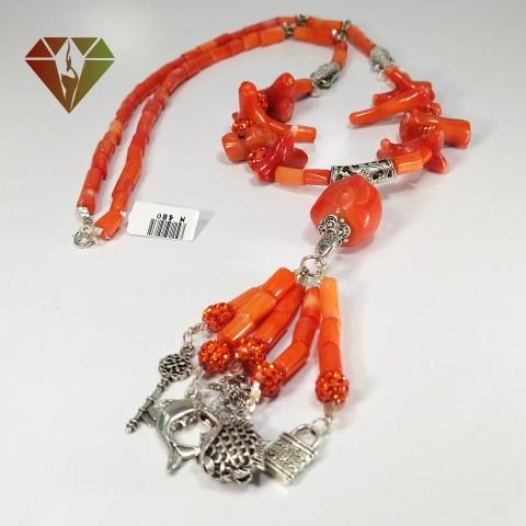 گردنبند مرجان