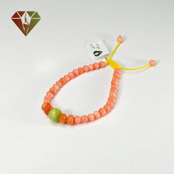 دستبند مرجان و عقیق